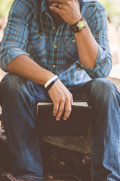 man bible study