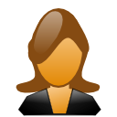 profile icon female